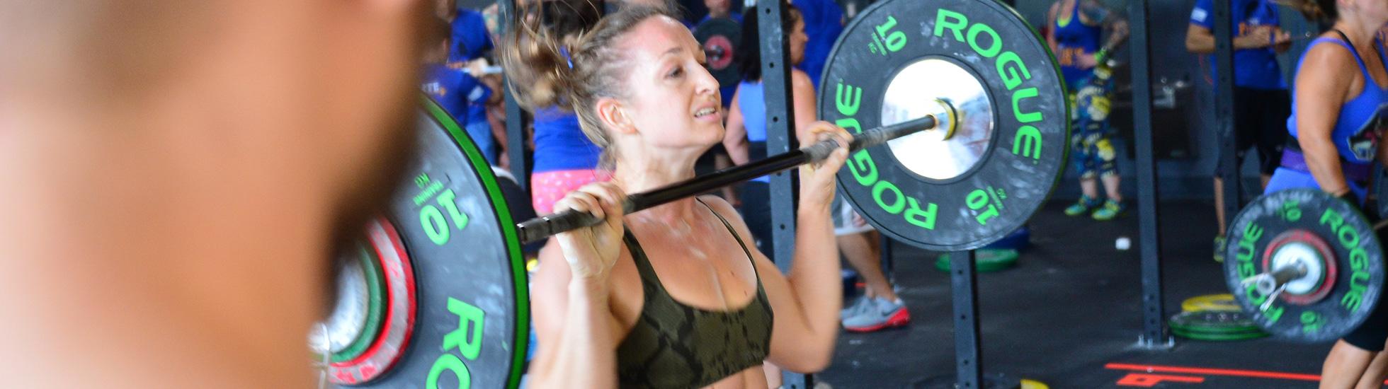 Drop In At CrossFit 646